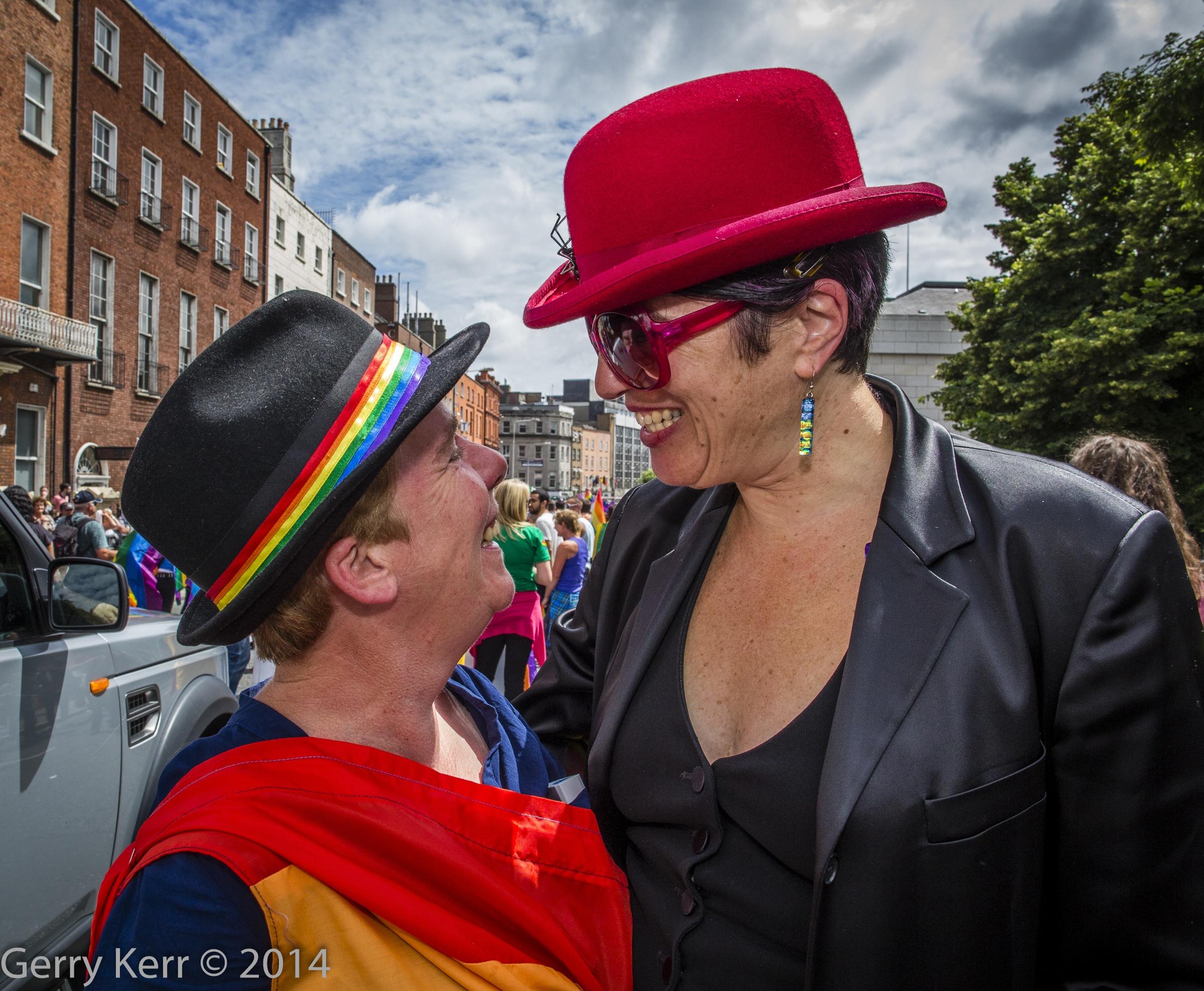 Dublin Gay Pride 2014