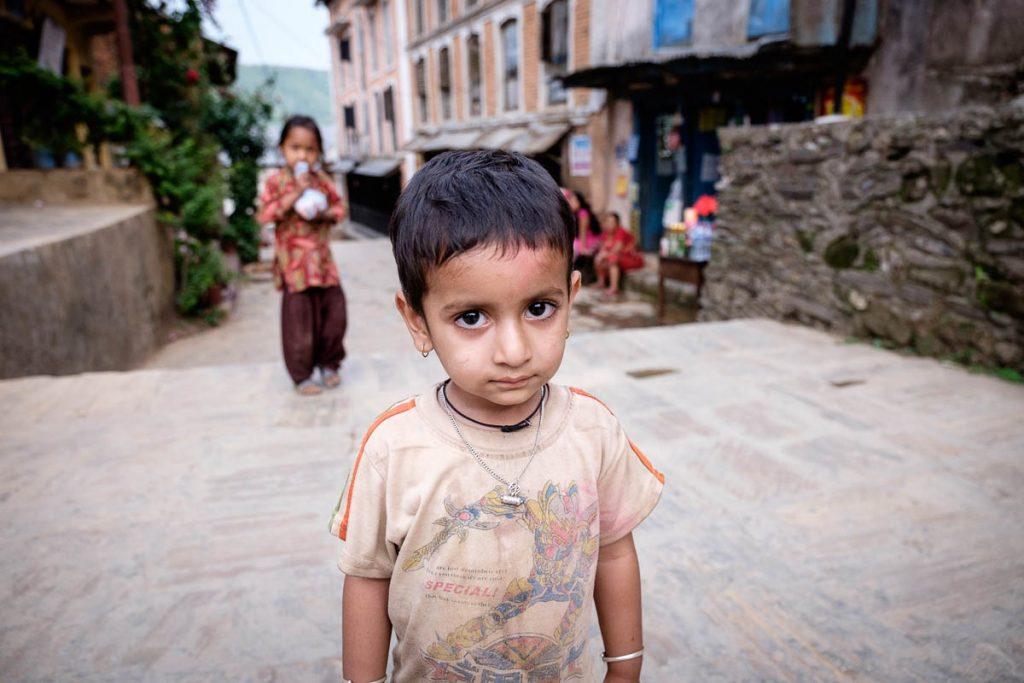 Bandipur street child