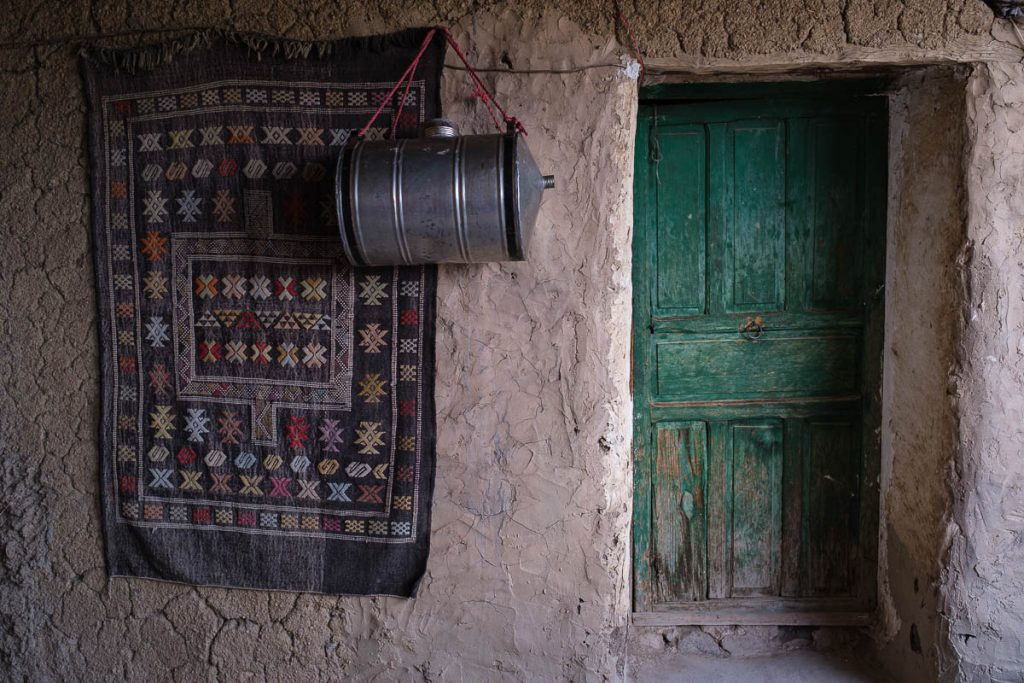 Traditional berber house