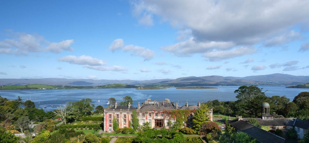 Bantry house and bay, Cork