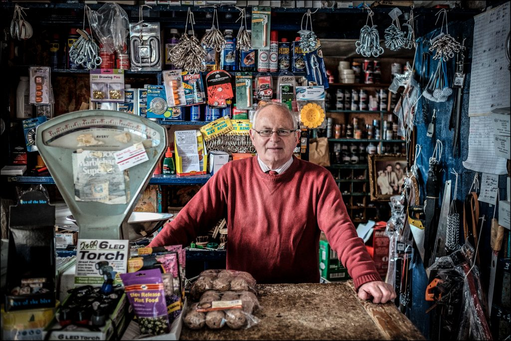 macroom hardware shopkeeper
