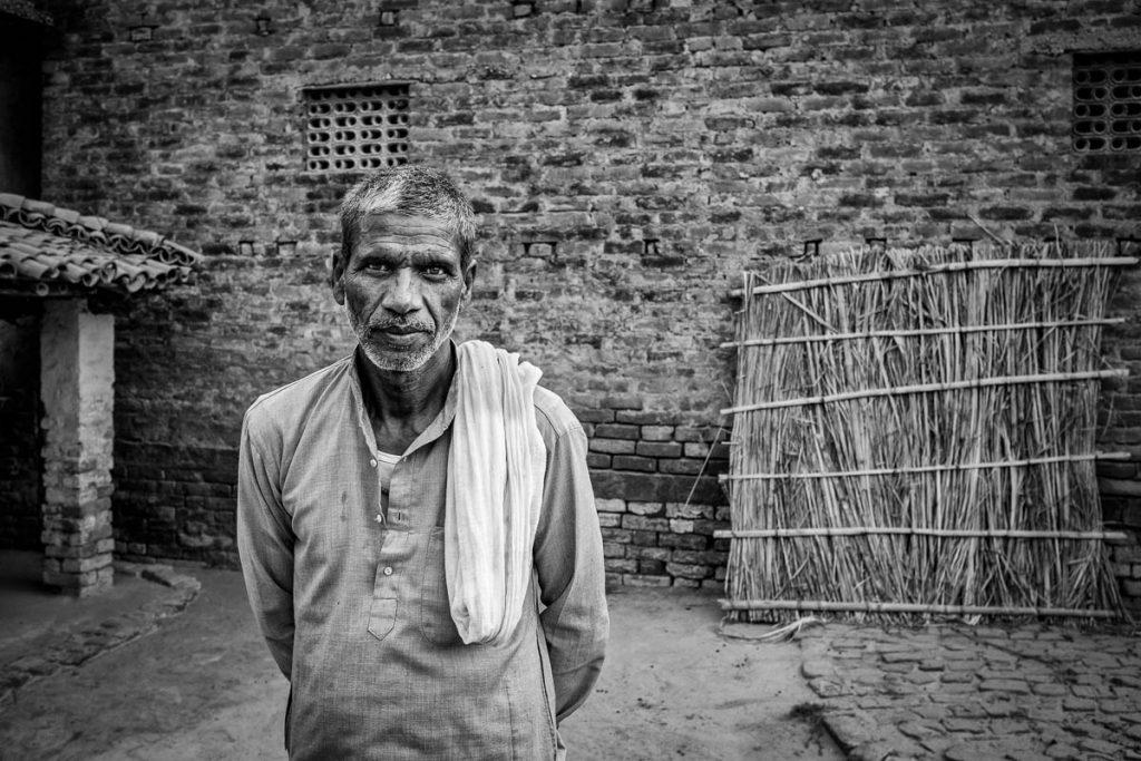 Nepali Village elder