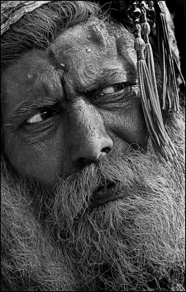 indian man mono