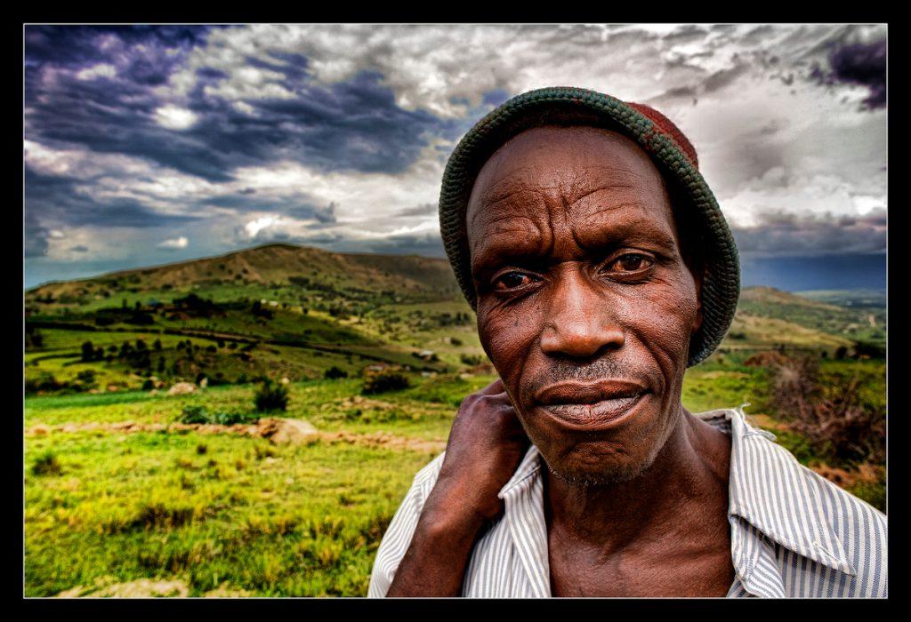 Uganda man