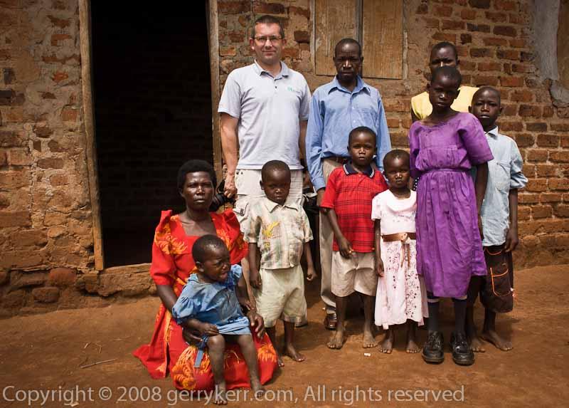 Uganda – Sponsoring a child