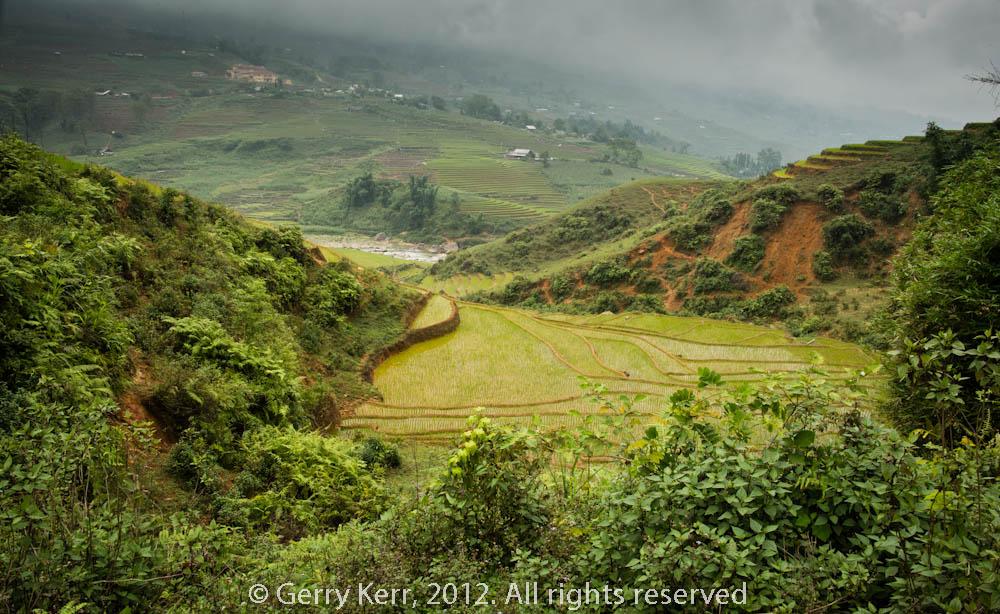 Sapa, North Vietnam